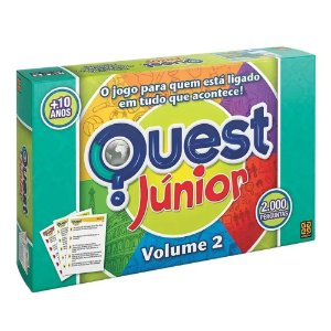 Quest Junior Volume 2