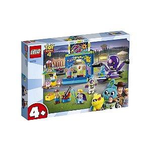 Lego A Paixão Pelo Carnaval De Buzz E Woody!