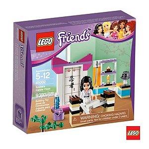 Aula De Karatê Friends Lego