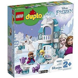 Castelo De Gelo De Frozen