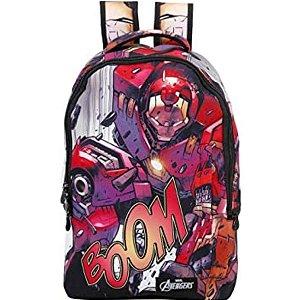 Mochila Avengers T5 - Xeryus