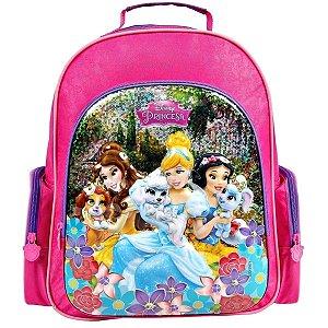 Mochila Costas Princesas Disney M - Dermiwil