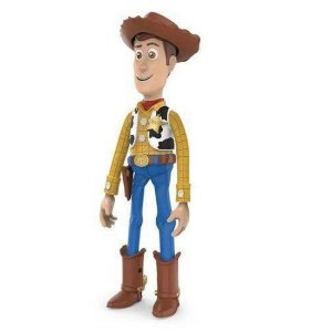 Boneco Plast Woody Toy Story