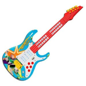 Guitarra Musical Infantil Toy Story/ 6pc Loie