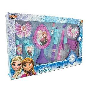 Kit Beleza Frozen Secador Friccao
