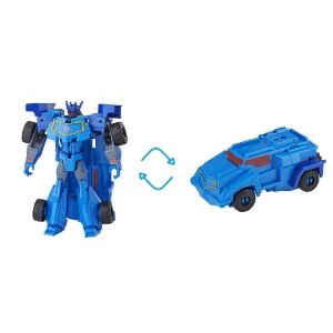 Boneco Transformers Soundwave Cyberverse E3524