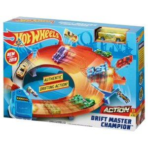 Hot Wheels Pista Campeonato Drifting