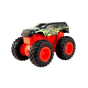 Hot Wheels Mattel Monster Trucks Splatter Time- GCF94