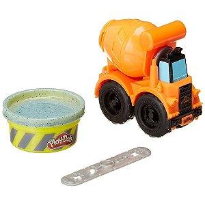 Play Doh Wheels Caminhao Betoneira