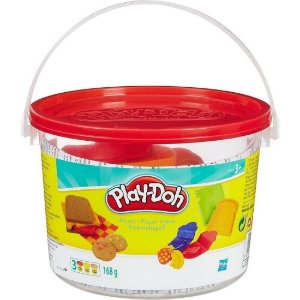 Play Doh Mini Balde Piquinique 23412 - Hasbro