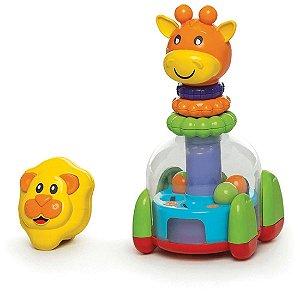 Brinquedo De Encaixe Baby Mix Calesita
