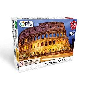 Quebra-Cabeça Coliseu 500 peças