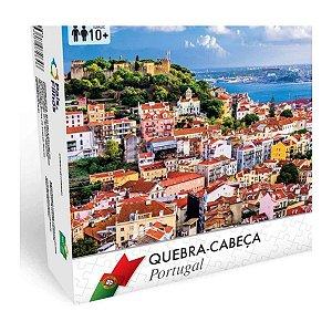 Quebra-cabeça 1000 Peças Portugal