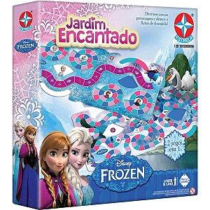 Jogo Jardim Encantado Frozen - Estrela