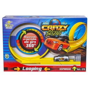 Looping Crazy Streets 370