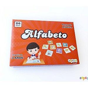 Jogo Alfabeto