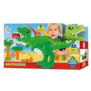 Baby Land Dino Jurássico Cardoso Toys