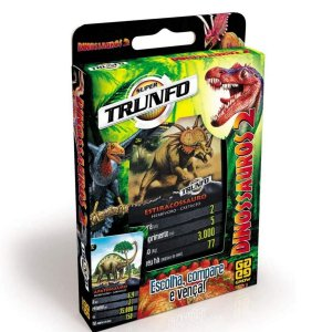 Grow - Super Trunfo Dinossauros