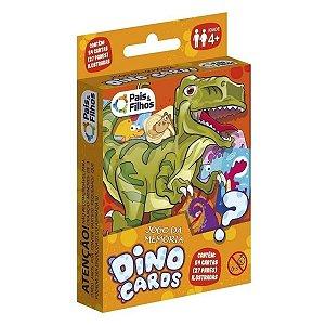 Jogo Da Memória Dino Cards
