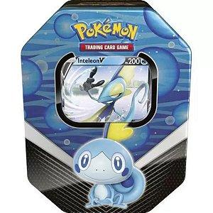 Lata Poderosos Pokémon Inteleon V Parceiros de Galar