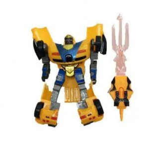 Robot Warriors Amarelo - Zoop Toys