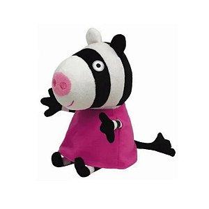 Peppa Pig Pelúcia Zebra Zoe