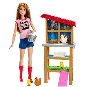 Boneca Barbie Granjeira