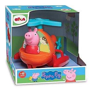 Peppa Pig Helicoptero e Peppa - Elka
