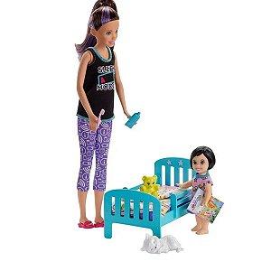 Boneca Barbie Skipper Babysister