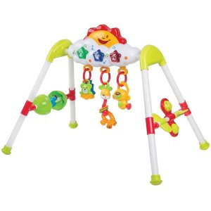 Ginásio Musical do Bebê Brinquedo Atóxico