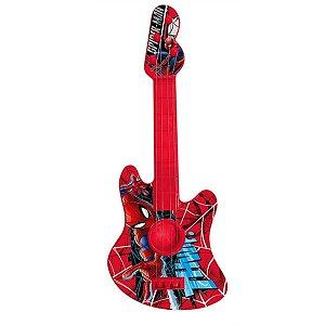 Guitarra Acústica Homem Aranha