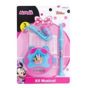 Kit Musical Minnie