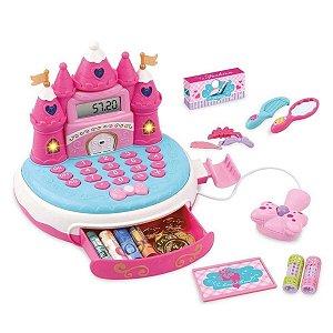 Caixa Registradora Sonho De Princesa