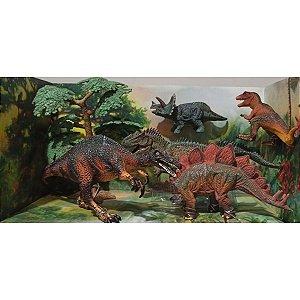 Coleção Mundo Dos Dinossauros