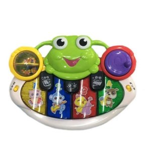 Teclado Sapo Musical - Zoop Toys