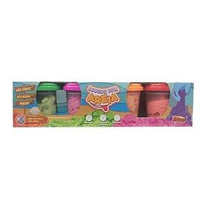 Areia Invente e Inove - Zoop Toys