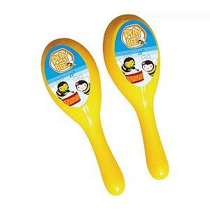 Maracas Infantil 2 Peças - BeeMe Toys