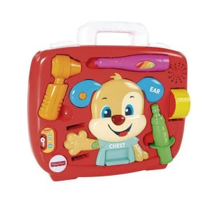 Fisher-Price Cuidando Do Cachorrinho Mattel