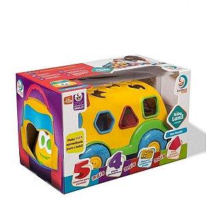 Carrinho Escolar Baby Land Dino Cardoso Toys