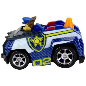 Mini Veículo Em Metal Chase