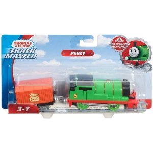 THOMAS & FRIENDS - LOCOMOTIVA TRACK MASTER MOTORIZADA