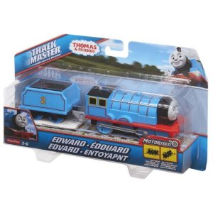 THOMAS & FRIENDS - LOCOMOTIVA AMIGOS MOTORIZADA - EDWARD