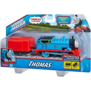 THOMAS & FRIENDS - LOCOMOTIVA TRACK MASTER MOTORIZADA