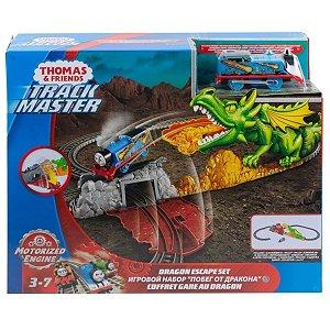 Thomas e Seus Amigos Track Master Pista Fuga do Dragão