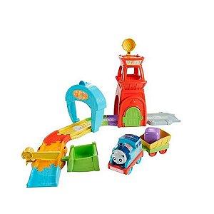 Trenzinho Thomas e Friends Torre de Resgate - Mattel