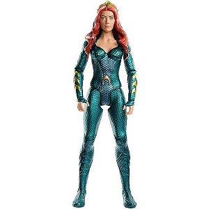 Boneco Aquaman Mera Articulado 29cm - Mattel