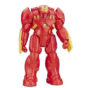 Boneco Vingadores Hulkbuster Titan Hero - Hasbro