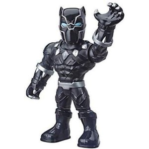 Marvel Super Hero Adventures - Boneco Pantera Negra 25cm