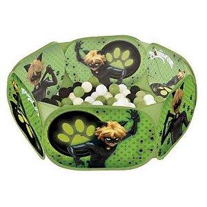 Piscina De Bolinhas Infantil  Miraculous Cat Noir Zippy Toys