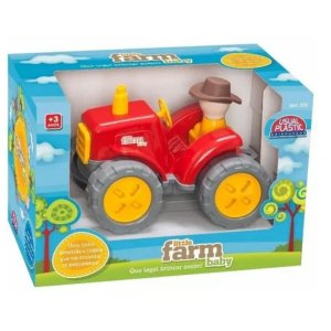Trator Little Farm Baby